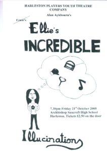 Ellie's Incrdible Illucinations